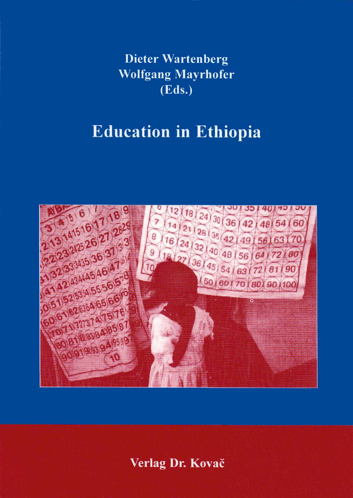 Cover: Education in Ethiopia