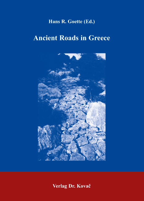 Cover: Ancient Roads in Greece