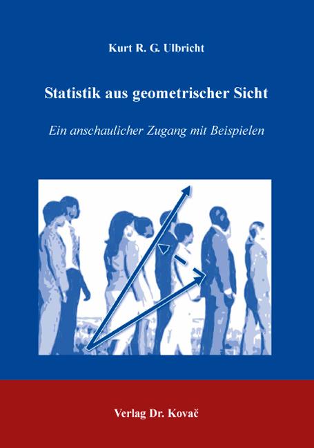 Cover: Statistik aus geometrischer Sicht