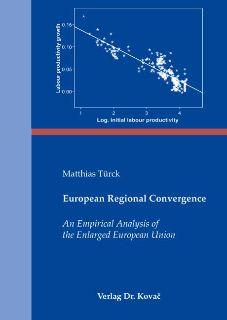 Cover: European Regional Convergence