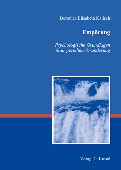 Cover: Empörung