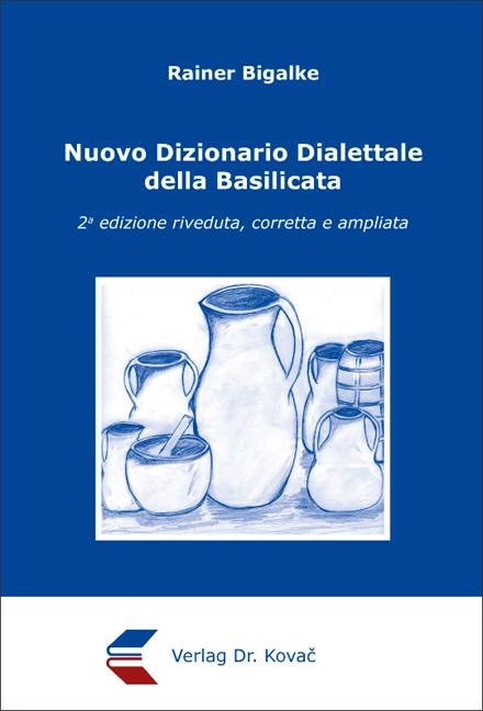 Cover: Nuovo Dizionario Dialettale della Basilicata
