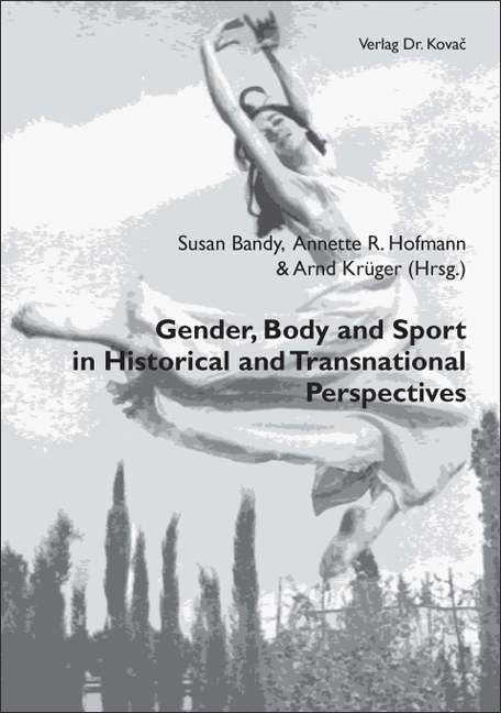 Cover: Gender, Body and Sport in Historical and Transnational Perspectives
