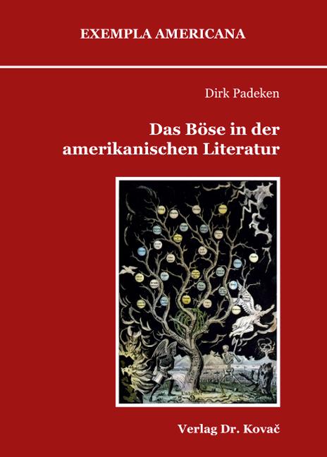 Cover: Das Böse in der amerikanischen Literatur