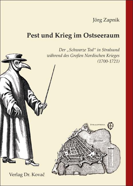 Cover: Pest und Krieg im Ostseeraum