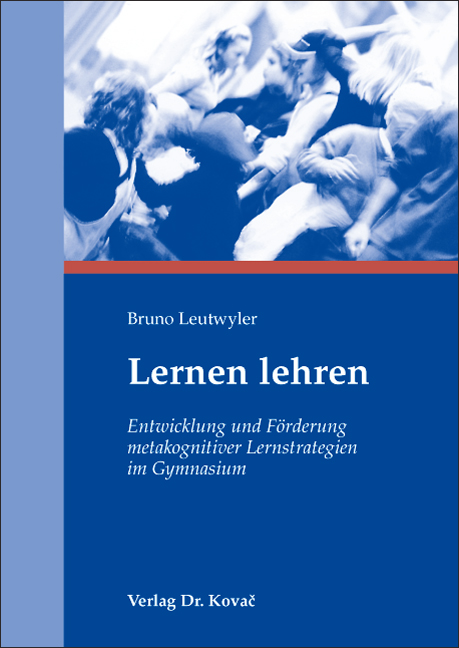 Cover: Lernen lehren