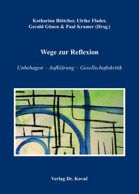 Cover: Wege zur Reflexion