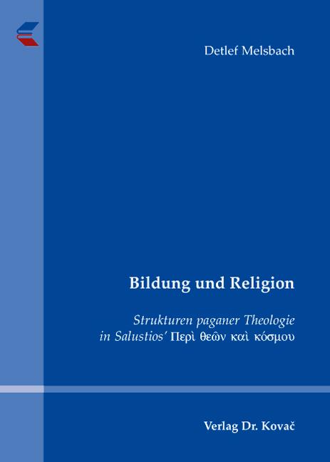 Cover: Bildung und Religion