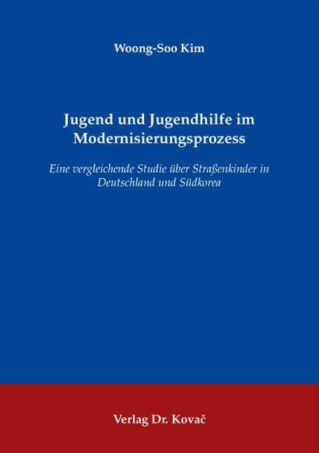 Cover: Jugend und Jugendhilfe im Modernisierungsprozess