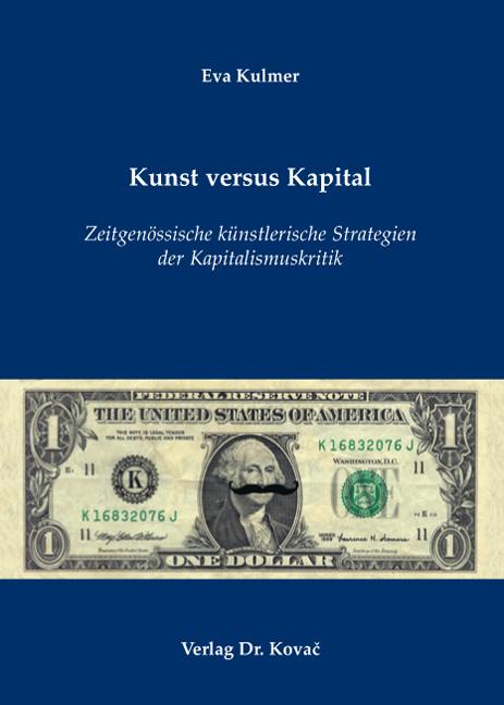 Cover: Kunst versus Kapital