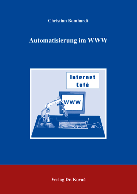 Cover: Automatisierung im WWW