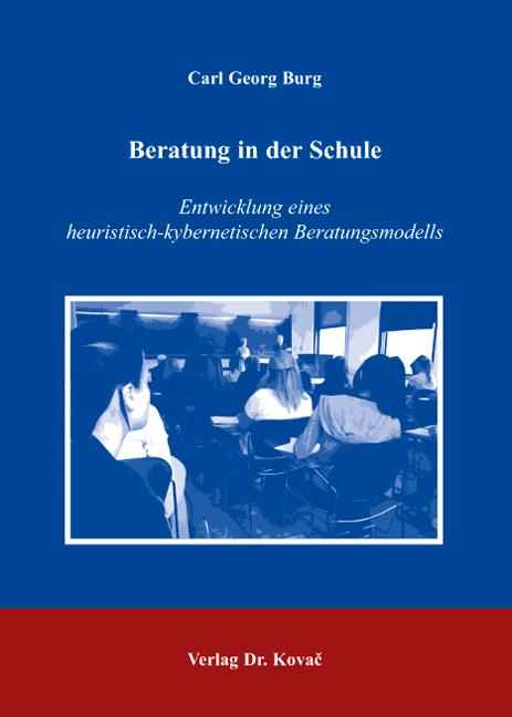 Cover: Beratung in der Schule