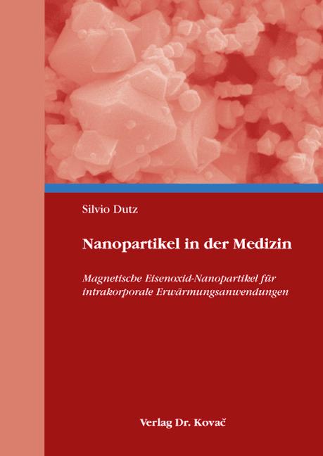 Cover: Nanopartikel in der Medizin