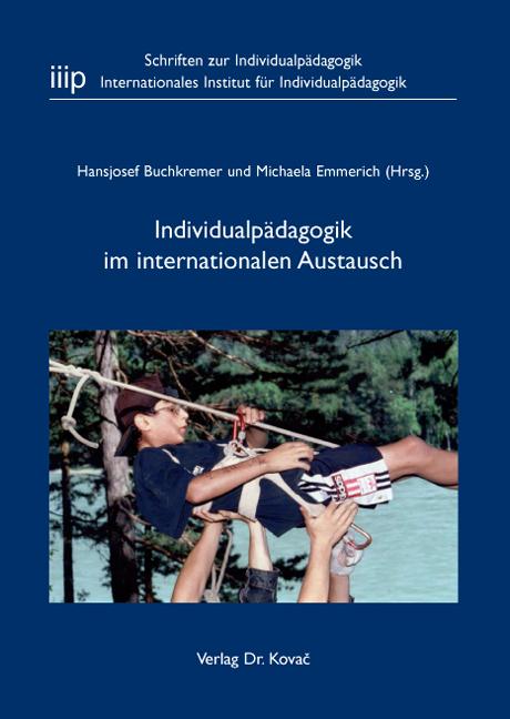Cover: Individualpädagogik im internationalen Austausch
