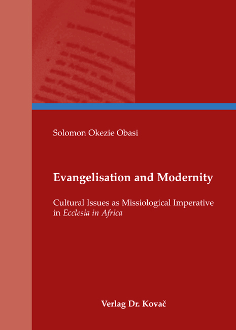 Cover: Evangelisation and Modernity