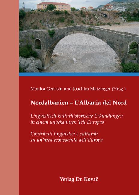 Cover: Nordalbanien – L'Albania del Nord