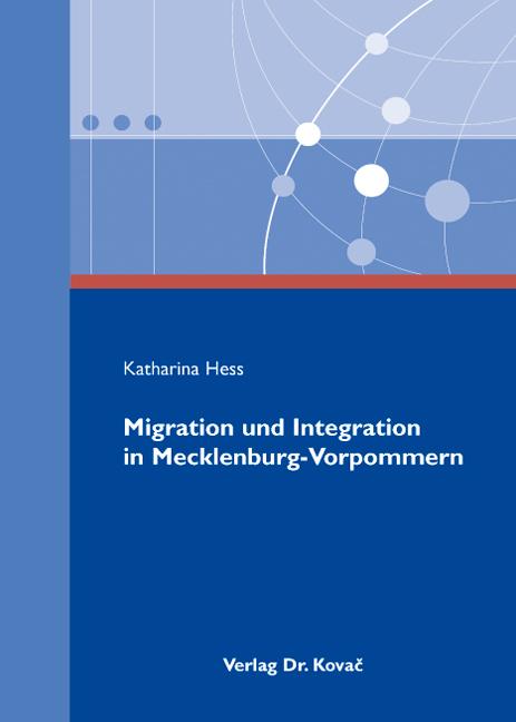 Cover: Migration und Integration in Mecklenburg-Vorpommern