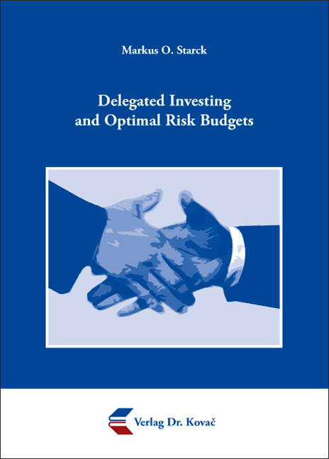 Cover: Delegated Investing and Optimal Risk Budgets