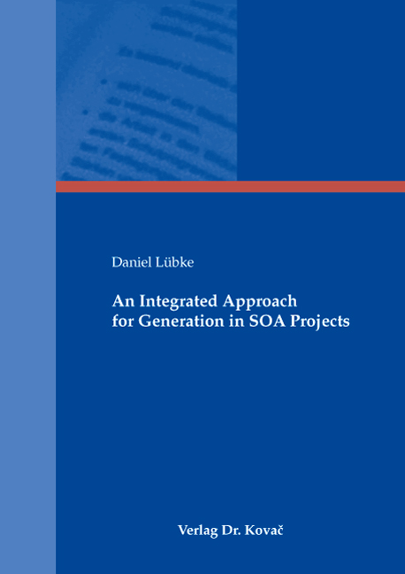 Cover: An Integrated Approach for Generation in SOA Projects