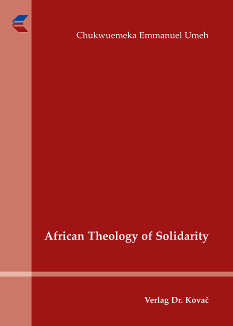 Cover: African Theology of Solidarity