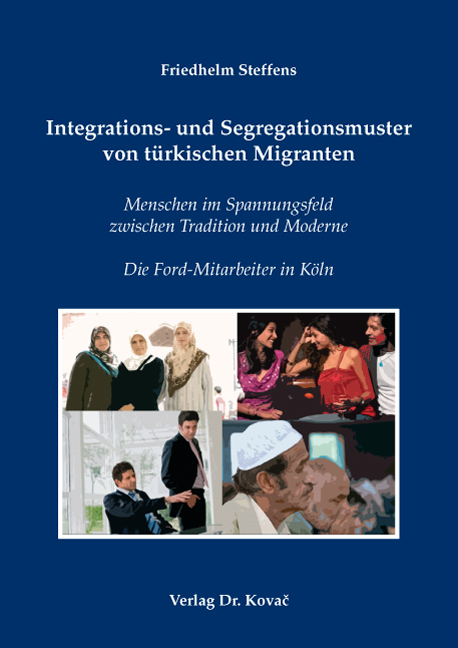 Cover: Integrations- und Segregationsmuster von türkischen Migranten