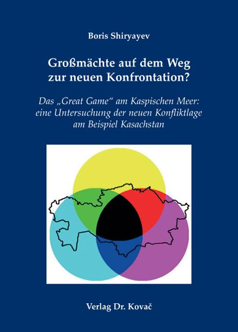 Cover: Großmächte auf dem Weg zur neuen Konfrontation?