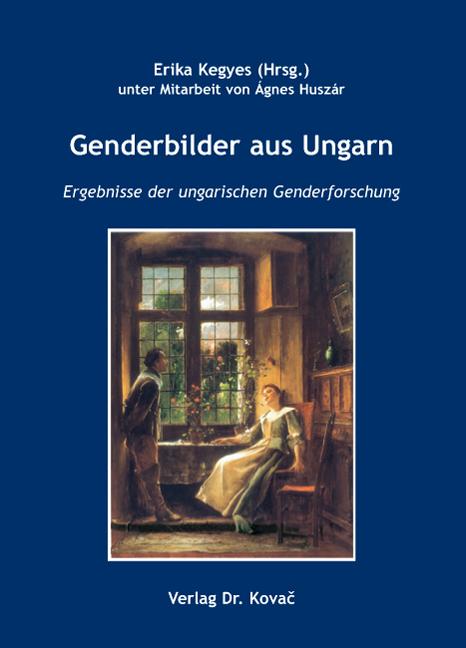 Cover: Genderbilder aus Ungarn