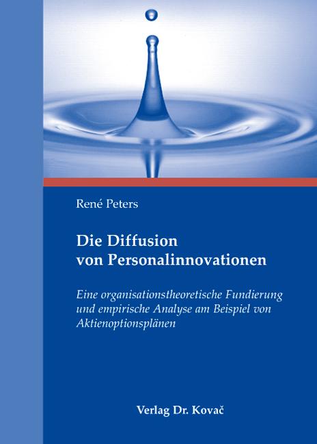 Cover: Die Diffusion von Personalinnovationen