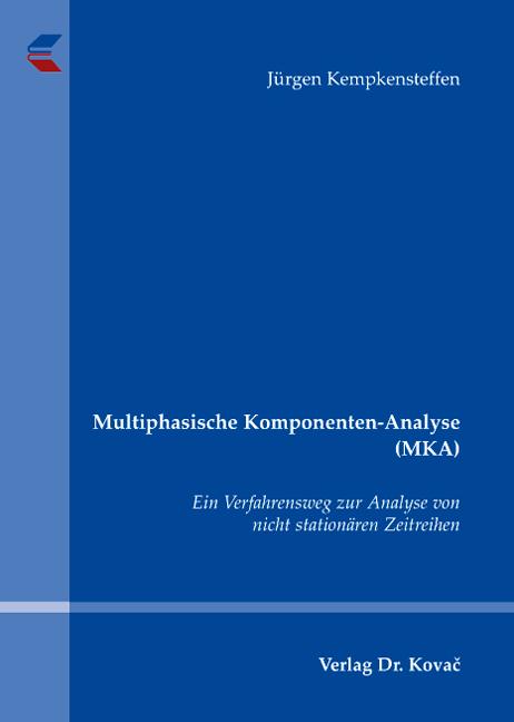 Cover: Multiphasische Komponenten-Analyse (MKA)
