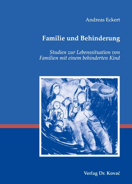 Cover: Familie und Behinderung