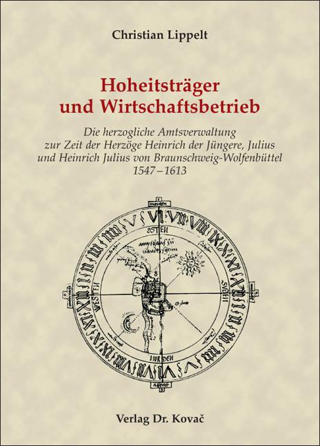 Cover: Hoheitsträger und Wirtschaftsbetrieb