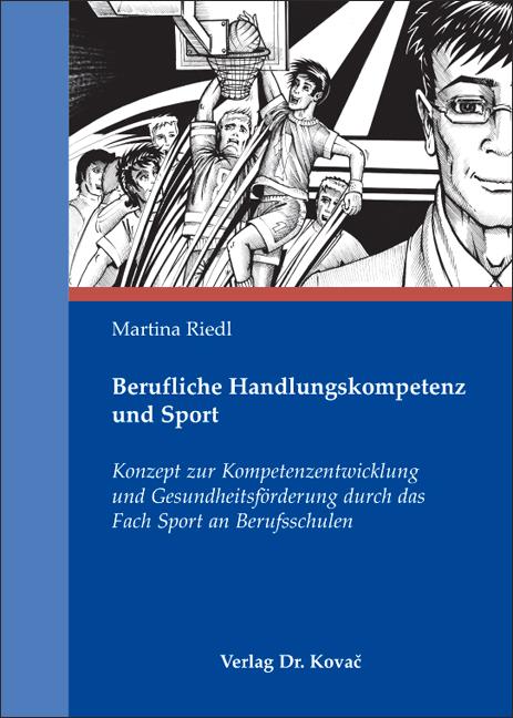 Cover: Berufliche Handlungskompetenz und Sport