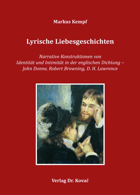 Cover: Lyrische Liebesgeschichten
