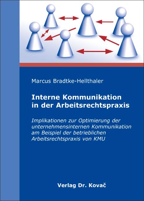 Cover: Interne Kommunikation in der Arbeitsrechtspraxis