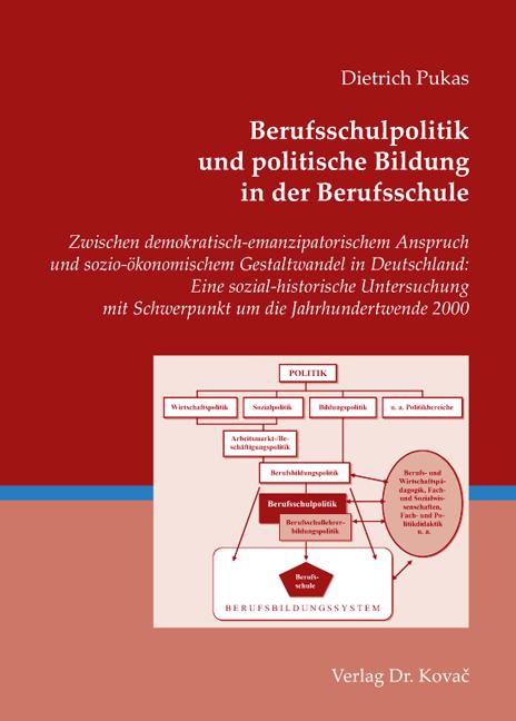 Cover: Berufsschulpolitik und politische Bildung in der Berufsschule