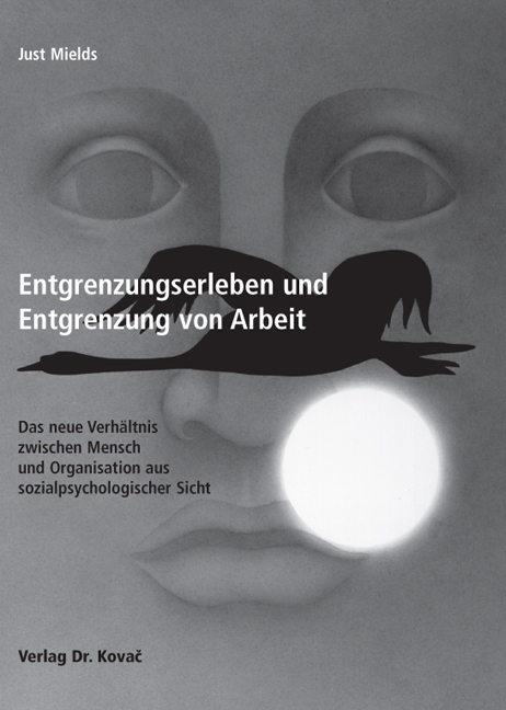 Cover: Entgrenzungserleben und Entgrenzung von Arbeit