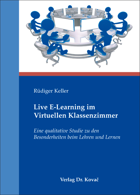 Cover: Live E-Learning im Virtuellen Klassenzimmer