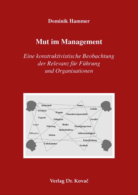Cover: Mut im Management