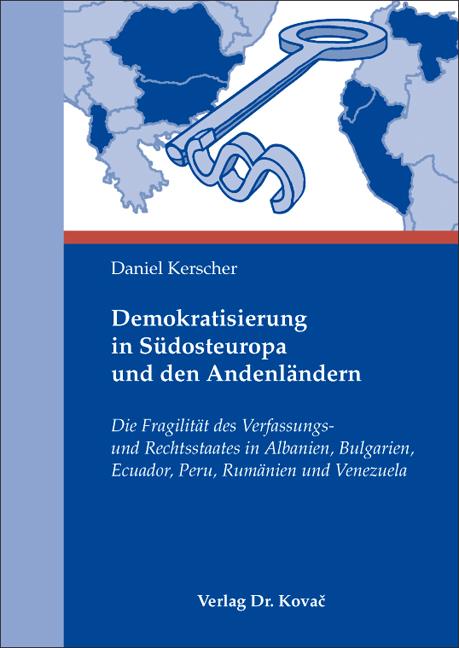 Cover: Demokratisierung in Südosteuropa und den Andenländern