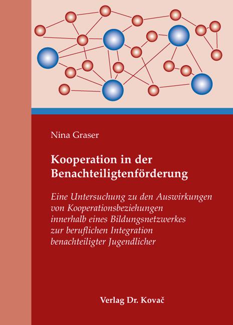 Cover: Kooperation in der Benachteiligtenförderung