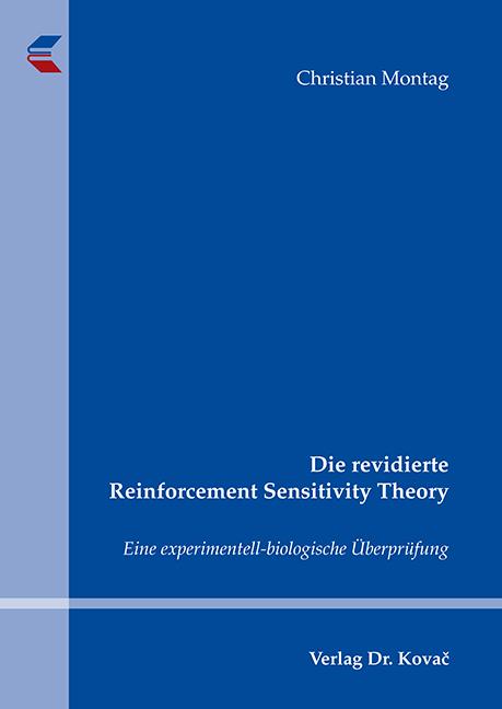 Cover: Die revidierte Reinforcement Sensitivity Theory