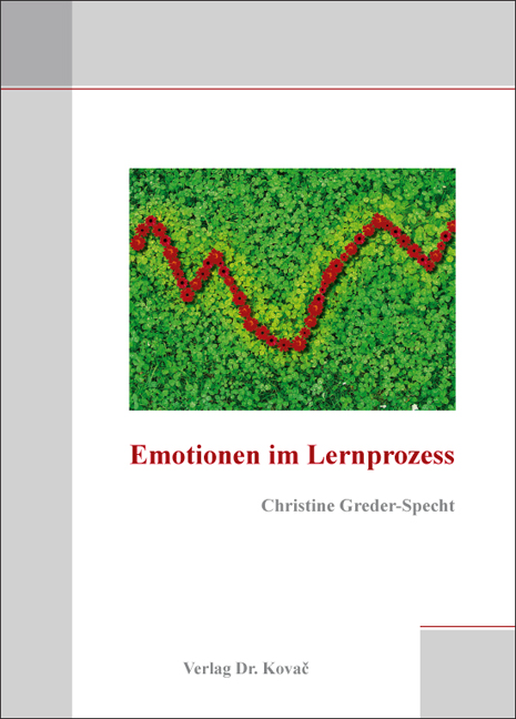 Cover: Emotionen im Lernprozess