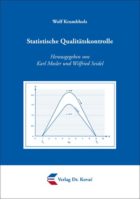 Cover: Statistische Qualitätskontrolle
