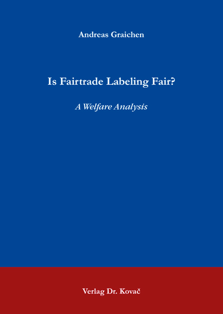 Cover: Is Fairtrade Labeling Fair?