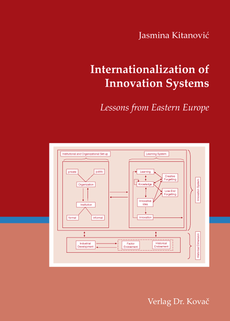 Cover: Internationalization of Innovation Systems