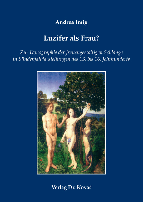 Cover: Luzifer als Frau?