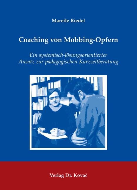 Cover: Coaching von Mobbing-Opfern