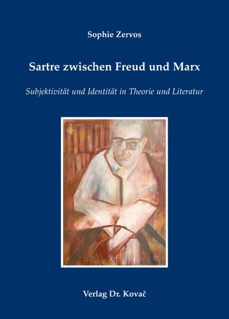 Cover: Sartre zwischen Freud und Marx