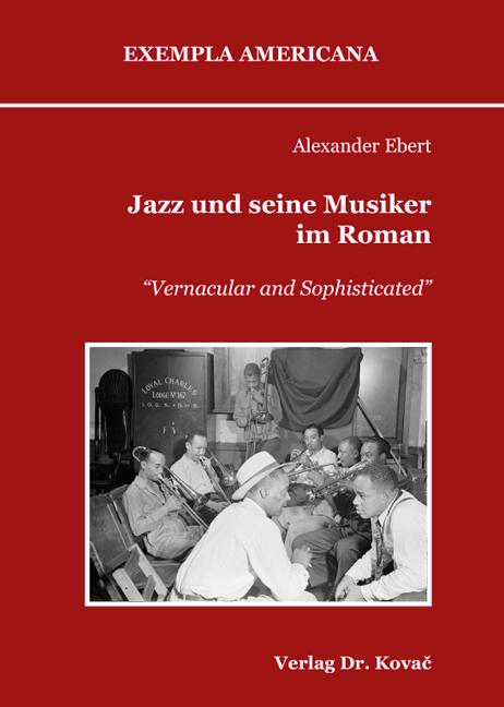 Cover: Jazz und seine Musiker im Roman