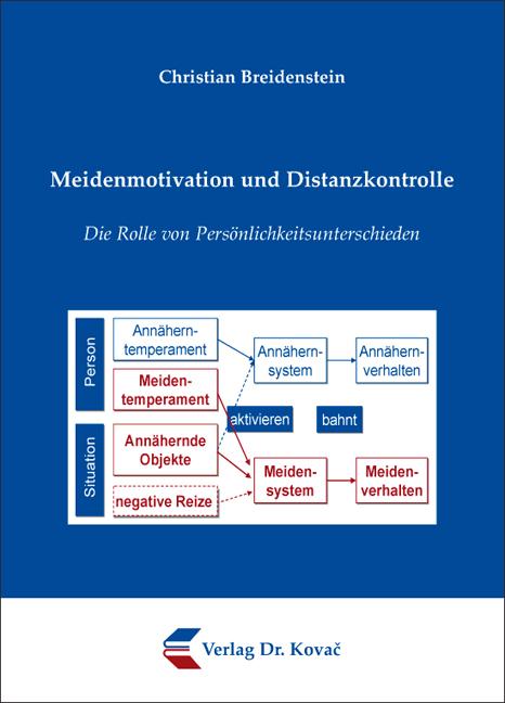 Cover: Meidenmotivation und Distanzkontrolle